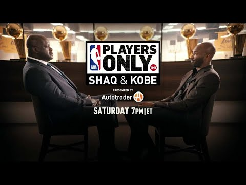 Players Only: Shaq And Kobe Interview | NBA on TNT