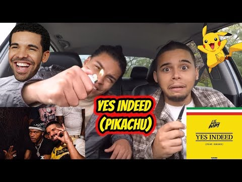 LIL BABY & DRAKE - YES INDEED PIKACHU REACTION REVIEW