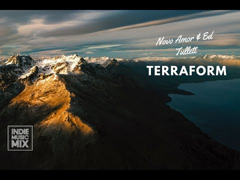 Novo Amor & Ed Tullett - Terraform (Lyrics / Lyric Video)