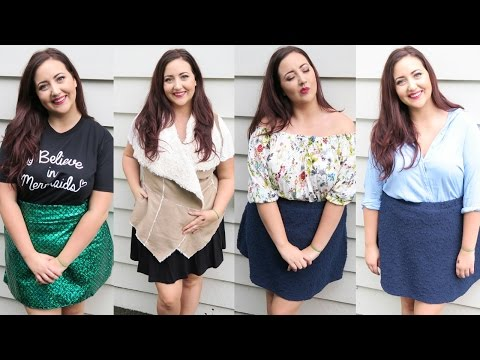 Plus Size Try On Haul (ASOS, Posh Shoppe, Ezibuy and more!) NZ