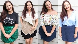 Plus Size Try Haul Asos Posh Shoppe Ezibuy And More Nz