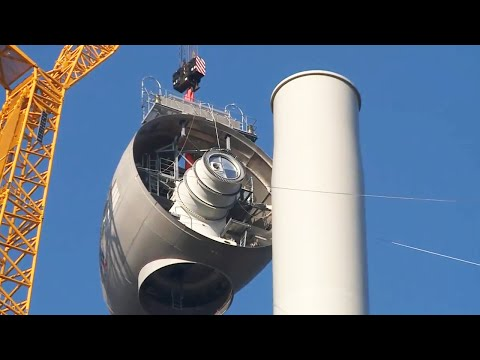 How Wind Turbines Are Made And Installed