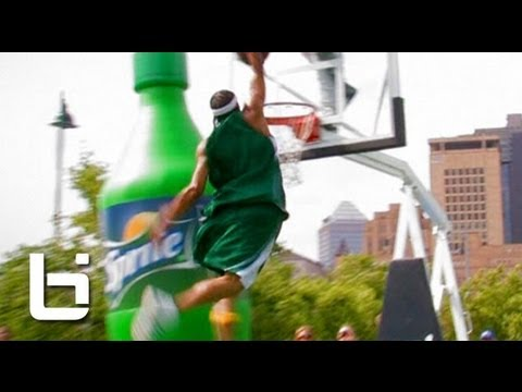 5'9 T-Dub Wins LEGENDARY Dunk Contest vs Jus Fly & Rudeboi; Crazy Dunk After Crazy Dunk!