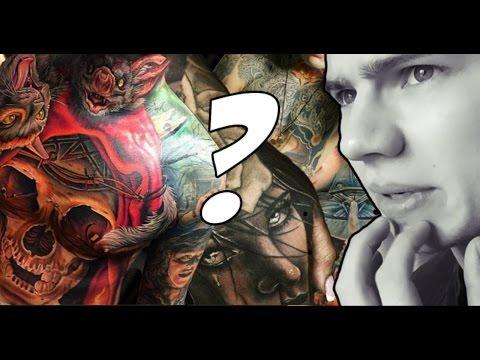 Где найти эскиз для татуировки? / Tsishukov Roman