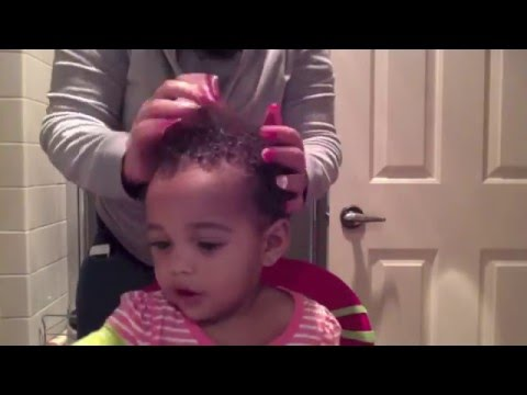 how to care for mixed babies hair youtube