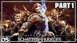 Mittelerde Schatten des Krieges Gameplay German Part 1 - Der Ring der Macht (Let's Play Deutsch)