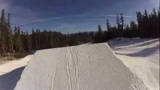Mammoth Ski Mix with Sallan Boys Xmas Song