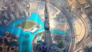 How The Burj Khalifa In Dubai Was Built — In 30 Seconds