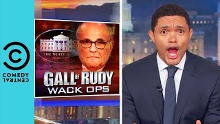 "Rudy Giuliani ""Drops An Absolute Bombshell"" 