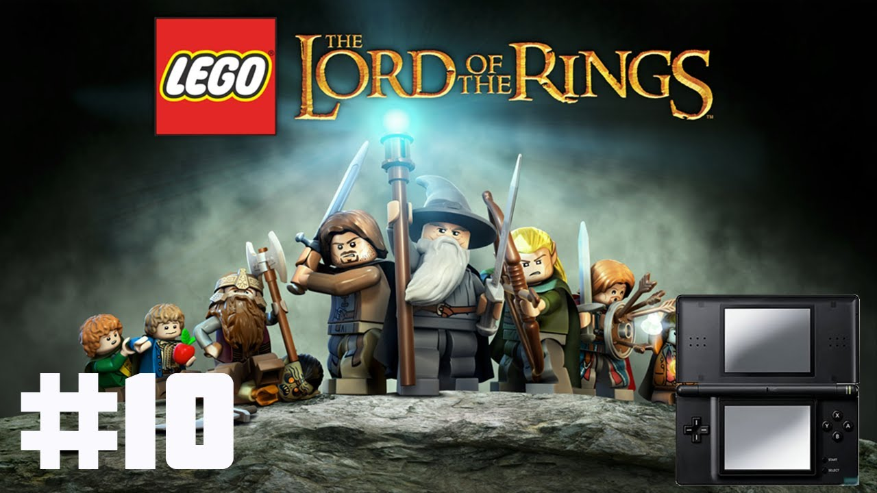 Lego Lord Of The Rings Free Play Walkthrough
