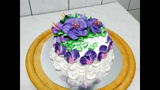УКРАШЕНИЕ ТОРТОВ торт ЭВЕЛИН от SWEET BEAUTY СЛАДКАЯ КРАСОТА Cake Decoration