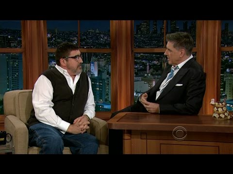 Late Late Show with Craig Ferguson 2/8/2013 Alfred Molina, Ophira Eisenberg