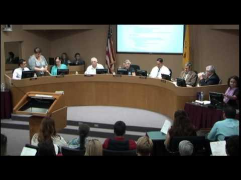 Las Cruces Public School Regular Board Meeting 6/20/2017