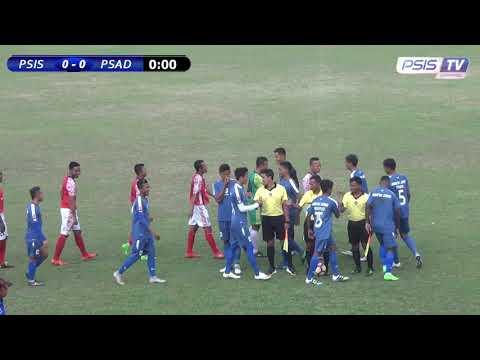 Highlight & Gol PSIS Semarang vs PSAD