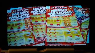 Scratchcards..Cash Tripler..New Orange Cash Words.& Yellow Cash Word