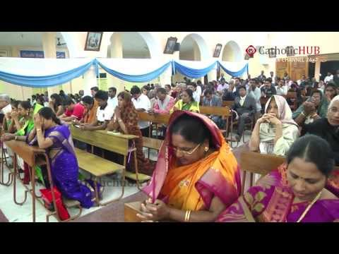 Mary Mother of God Celebration at Our Lady of Mount Carmel Church BowenPally 01 01 2014 HD