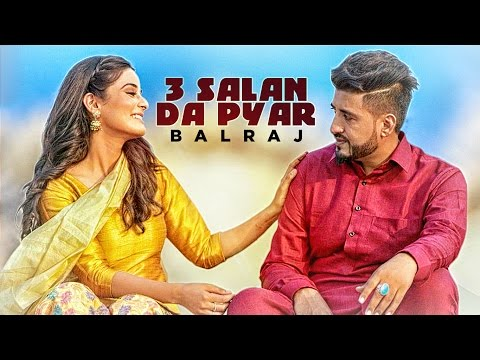 Latest Punjabi Songs 2016  3 Salan Da Pyar  Balraj  G Guri  TSeries  New Punjabi Songs 2016