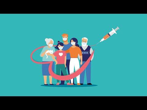 Ville de Nanterre - Se vacciner pour se retrouver #1