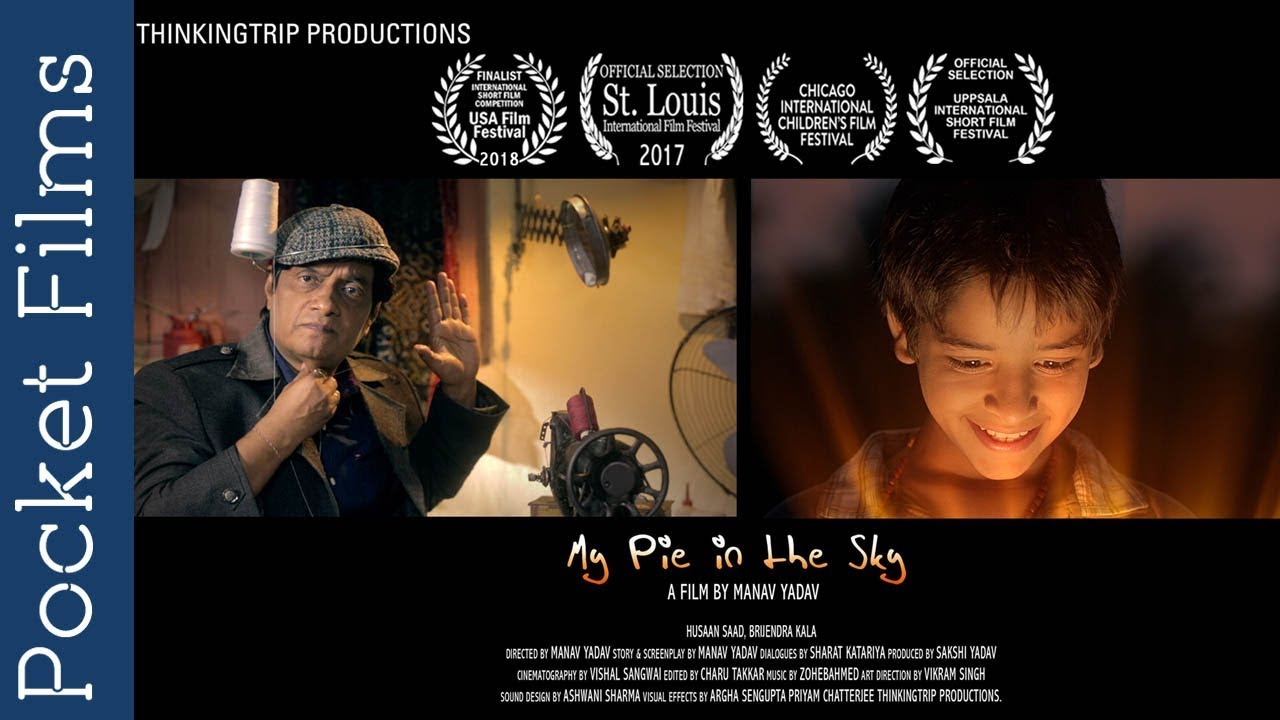 A boy who captures the Sun - My Pie In The Sky - #Oscar qualifying film  festivals finalist