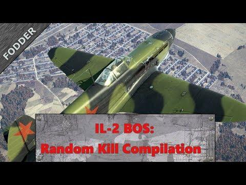 IL-2 BOS: Random Kill Compilation