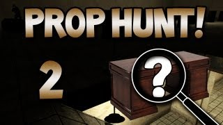 One of GassyMexican's most viewed videos: Prop Hunt! w/ Gassy, Nanners, Diction, & Goldy #2