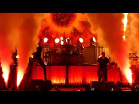 Breaking Benjamin - Red Cold River - Live HD (The Pavilion @ Montage Mountain)