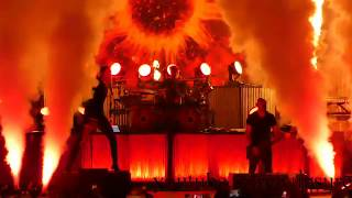 Breaking Benjamin Red Cold River Live Hd The Pavilion A Montage Mountain