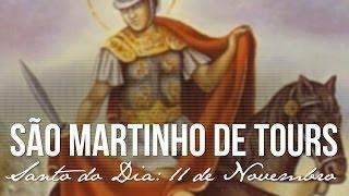 SANTO DO DIA 11 DE NOVEMBRO São Martinho de Tours theraio7 todos