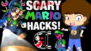SCARY Mario HACKS and Fan Games! - ConnerTheWaffle