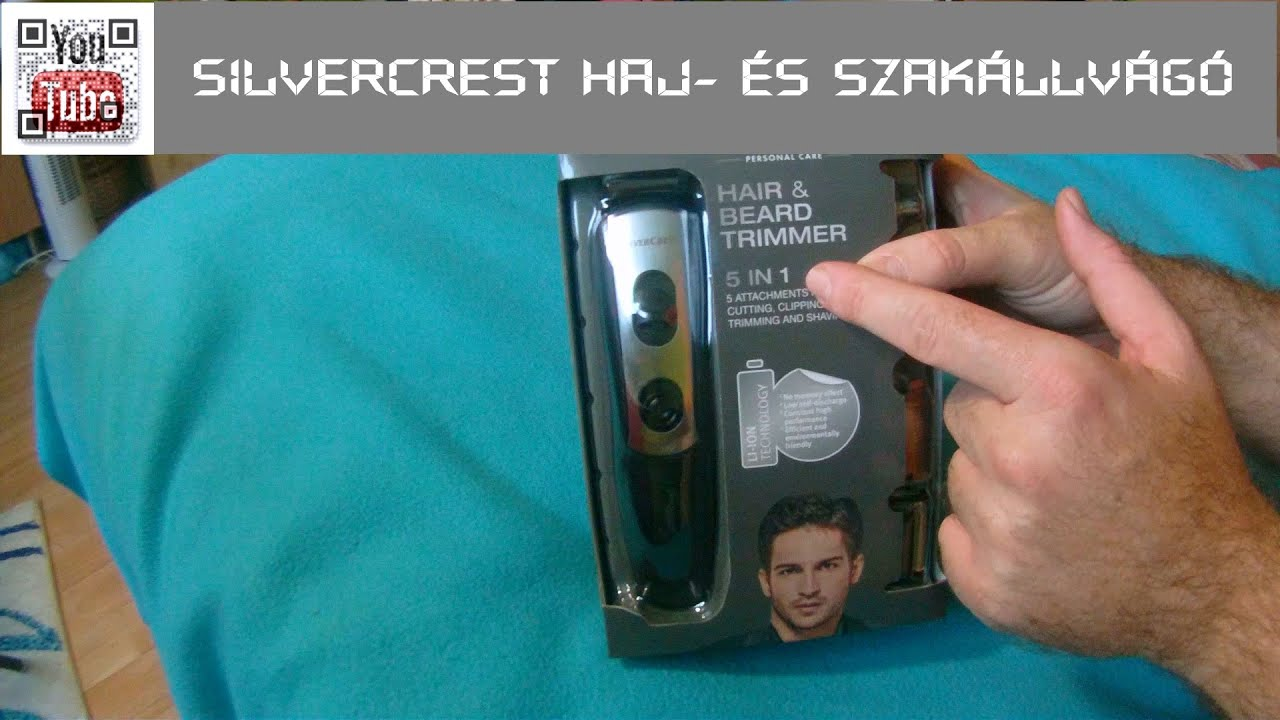 silvercrest haj s szak llv g hair beard trimmer youtube. Black Bedroom Furniture Sets. Home Design Ideas