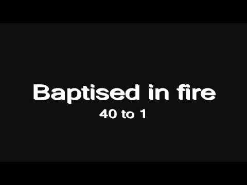 Sabaton - 40:1 (lyrics) HD