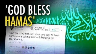 Muslim Student Hopes Hamas Tortures Israeli Soldier 'Slowly' | Campus Unmasked