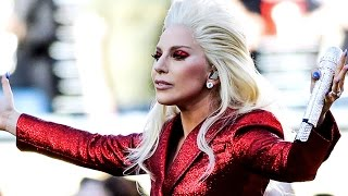 Lady Gaga Gets Naked & Hilariously Drunk After Super Bowl 50 Performance