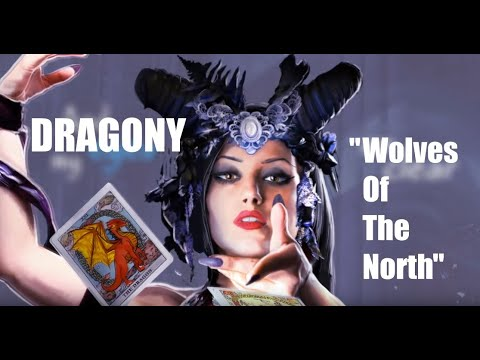DRAGONY - Wolves Of The North (Official Lyric Video)
