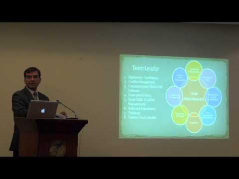 Evaluating Team Performance and Team Leader