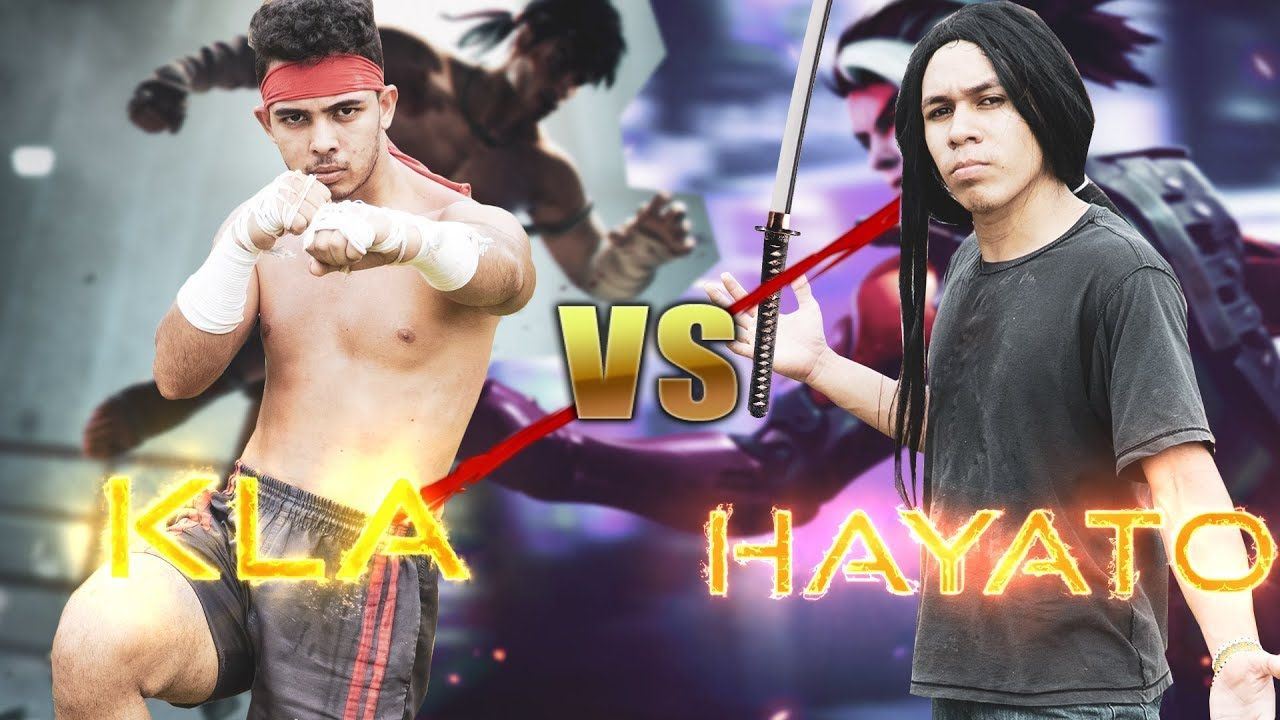 Free Fire In Real Life Kla Vs Hayato
