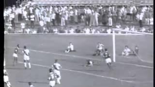 Maracanã 7 de março de 1965. Palmeiras 4 x 1 Vasco da Gama