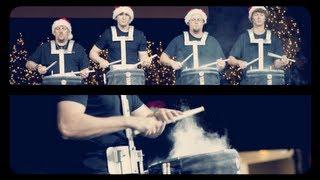 a classic christmas little drummer boy
