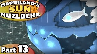 Pokémon Sun Nuzlocke, Part 13: Careful What You Wishiwashi For!