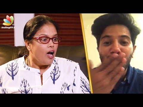 Brindha Master reacts to Dulquer Salmaan's Surprise Message | Choreographer Interview