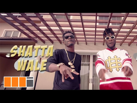 Shatta Wale - Hosanna ft. Burna Boy (Official Video)