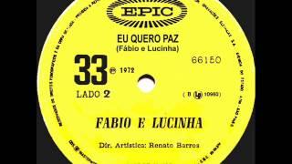 Baixar FÁBIO E LUCINHA - COMPACTO - 1972