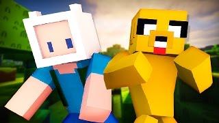 Minecraft: HORA DE AVENTURA - SÉRIE NOVA?!
