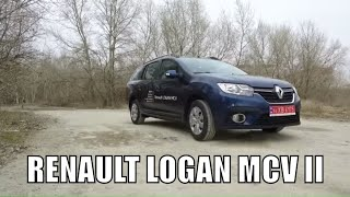 Renault Logan MCV II - 2018-19 гг