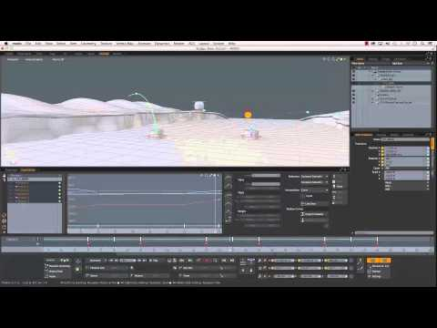 Episode 6: Exploring the Principles of Animation in MODO - P