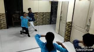 Kalank Title Track | Pintu Bhattacharya | Shreya Tripathi | Dance Choreographyn..