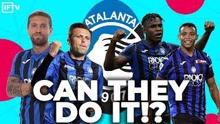 Can Atalanta win the Scudetto Serie A podcast 89