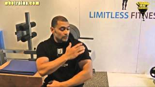 Digestion and Absorption/Upper Body Strength/Secret to Success- A TOBT 3- Piece Snack by Asim Khan