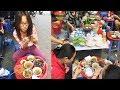 Eating Snail & Vietnamese Street Food in Hanoi