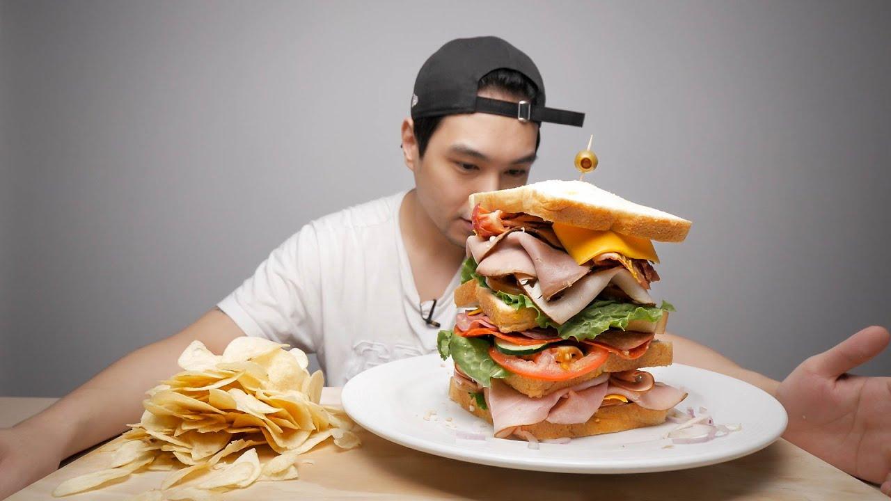 The Dagwood Sandwich